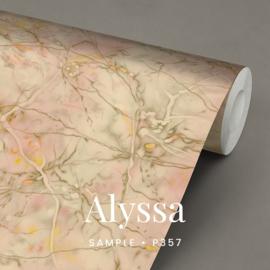 Alyssa  / Klassiek historisch behang