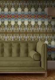 The bride / Romantisch behang