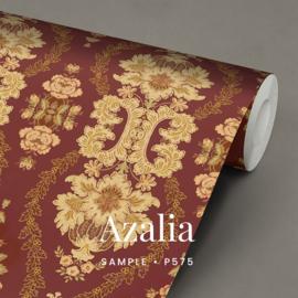 Azalia  / Klassiek Barok behang