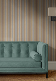 Grey Stripes / Strepen behang
