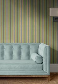 The second Floor / Strepen behang