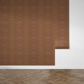 Brown Samira / Klassiek behang