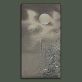 FULL MOON FLOWERS  / OHARA KOSON