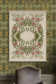 Botanische wanddecoratie T14