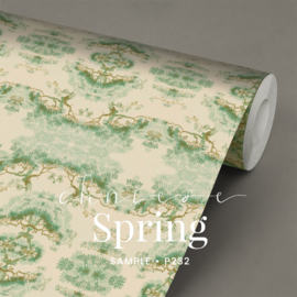 Chinese Spring / Chinees behang