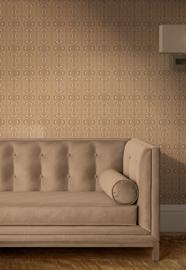 Joy  / Art Nouveau behang