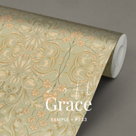 Soft Grace  / Klassiek historisch behang