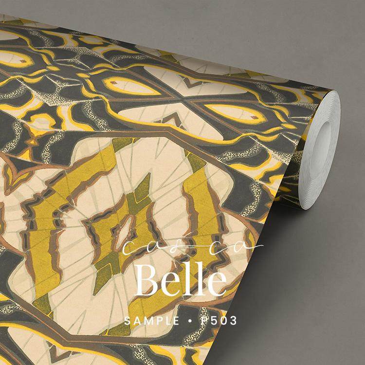 Casca Belle  / Etnisch Boheems behang