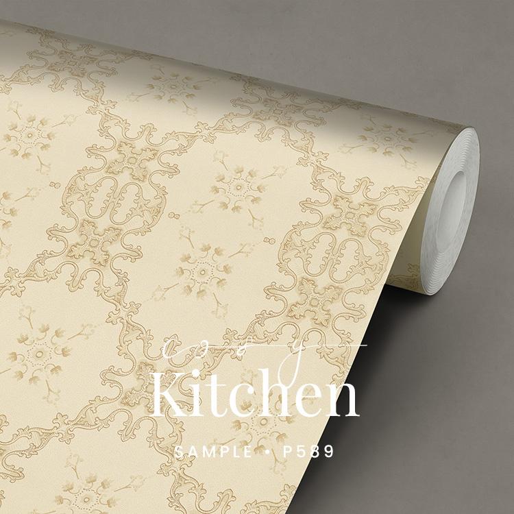 Cosy Kitchen  / Klassiek Romantisch behang