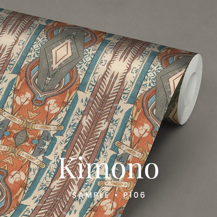 Kimono / Japans Orientaals behang