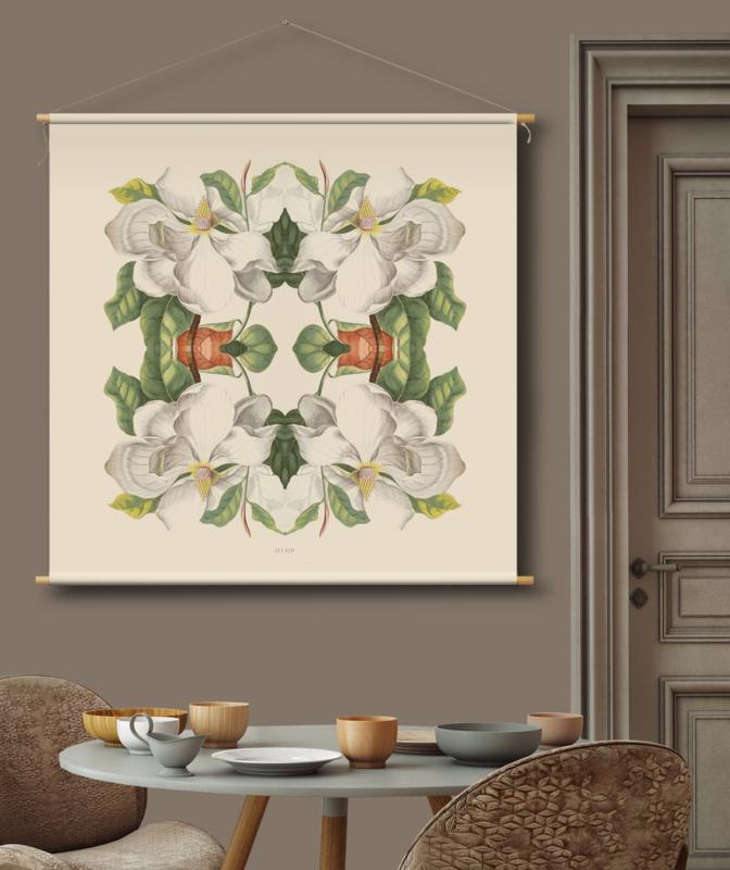 Botanische wanddecoratie T43