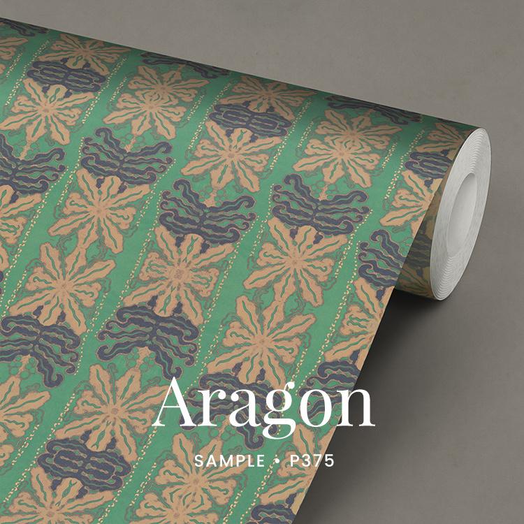 Aragon  / Klassiek historisch behang