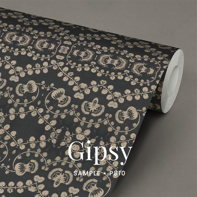 Gipsy / Etnisch Boheems behang