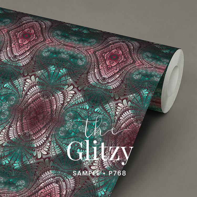 The Glitzy  / Glamour Chique behang