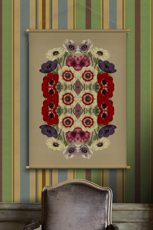 Botanische wanddecoratie B82