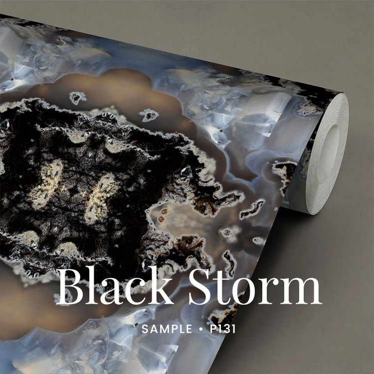 Black Storm / Glamour Chique behang