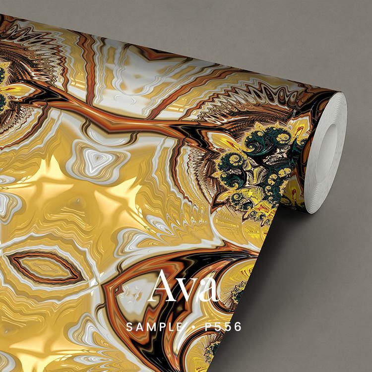 Ava / Glamour behang