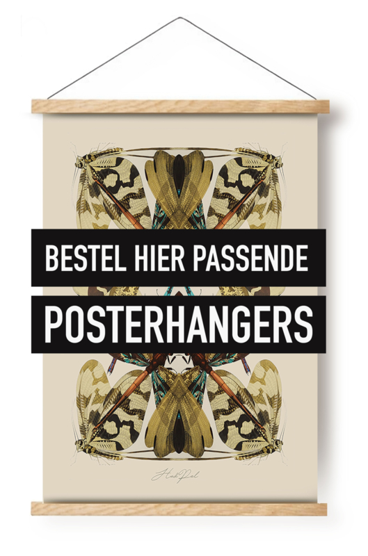 Poster Hanger Eiken