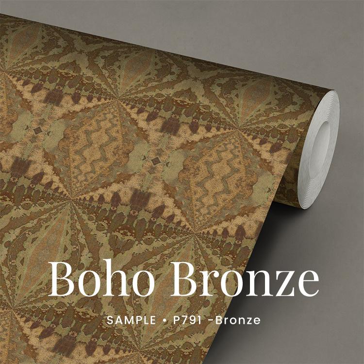 Boho Bronze