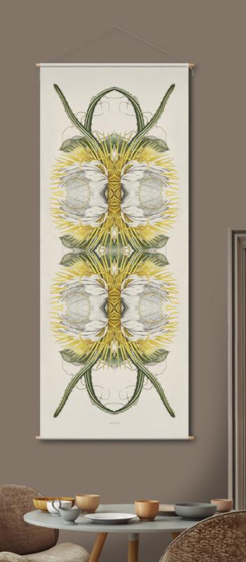 Botanische wanddecoratie T6