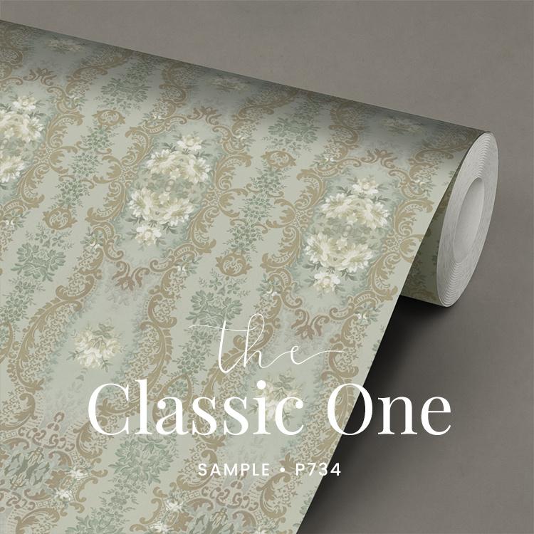 The Classic One / Klassiek Historisch behang