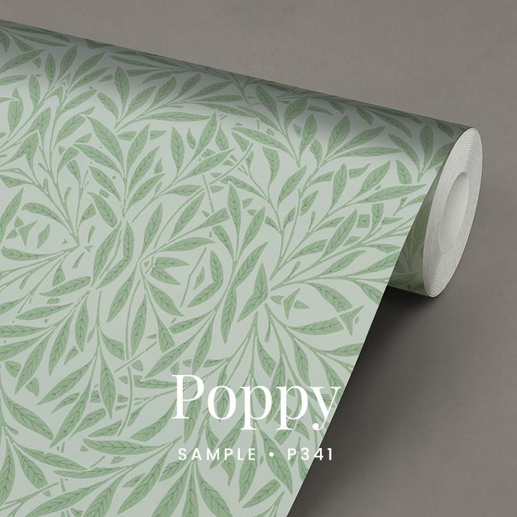 Poppy  / Klassiek historisch behang