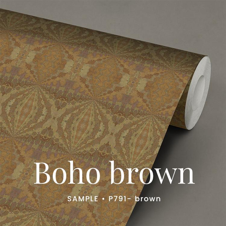 Boho Brown