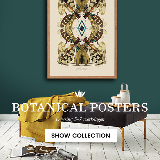 botanische posters Hanneke van de Pol