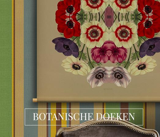 Botanische kunst voor aan de muur