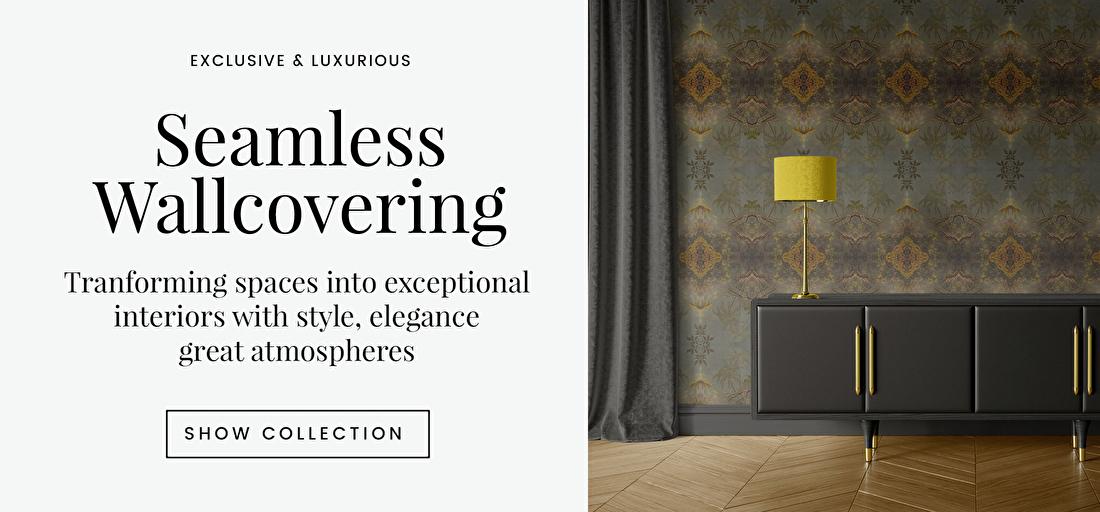 luxury wallcovering hotel