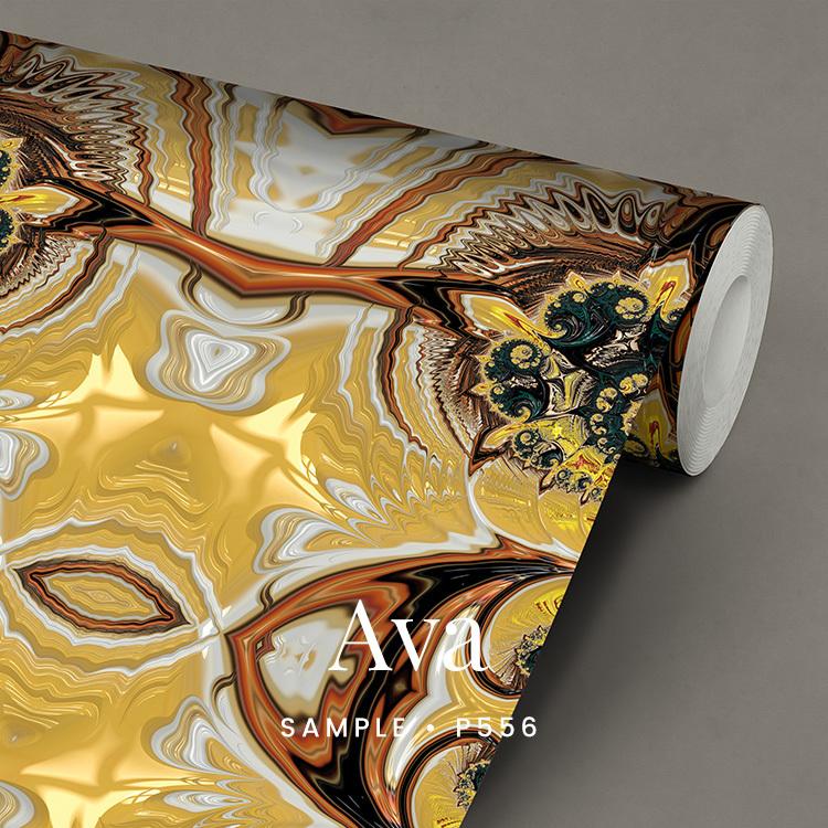 Glamour modern behang