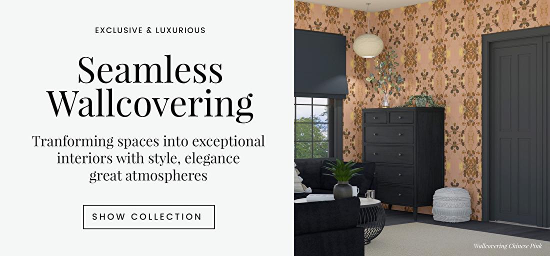 Luxury wallcovering