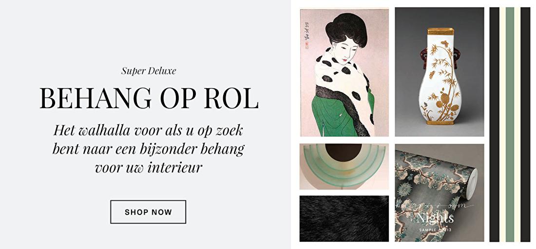 luxe behang Arnhem