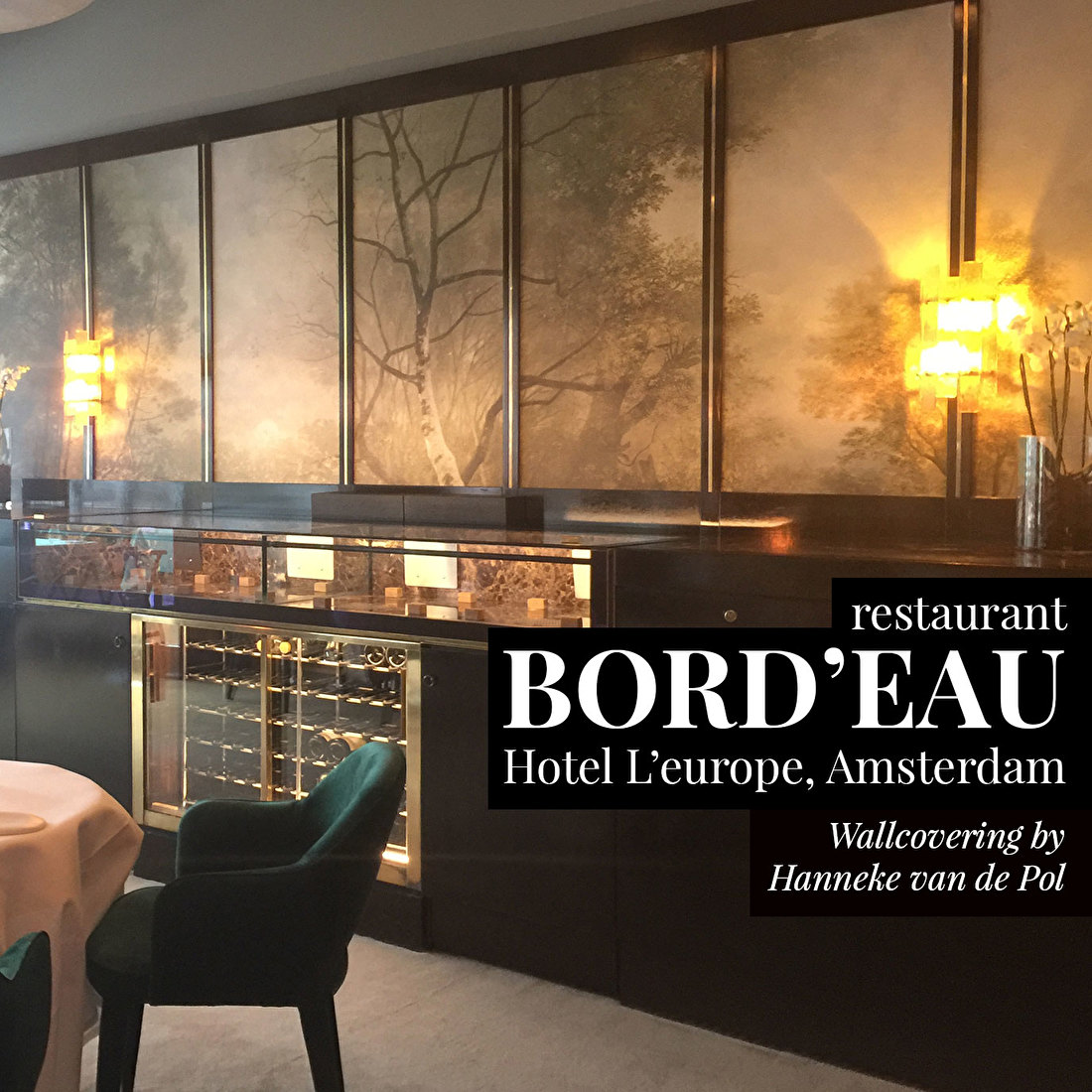 Restaurant Bord'Eaux Amsterdam