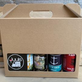 Bierpakket 5 bieren
