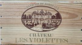 Château les Violettes Blaye Cōtes de Bordeaux KIST, 6 flessen