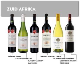 Op safari wijnpakket Zuid Afrika!