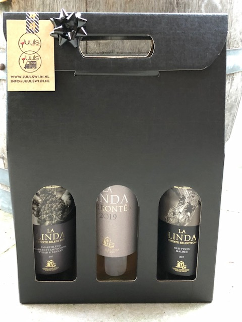 Argentijns wijnpakket La Linda