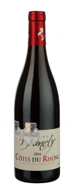 BRUNELY Rhone rouge