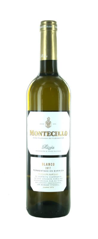 Montecillo Bianco Barrel Fermented Riojo