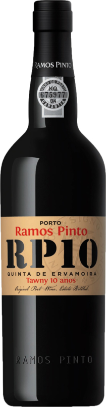 "Ramos Pnto 10 years old ""Quinta Da Ervamoira"""