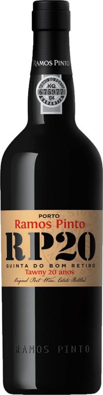 "Ramos Pinto 20 years old "" Quinta Do Bom Retiro"""