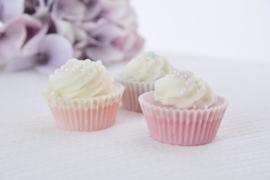 Trio mini badcupcakes