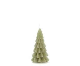 Kerstboom kaars eucalyptus klein