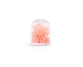 Globe klein roos