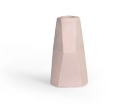 Kaarsenhouder origami blush