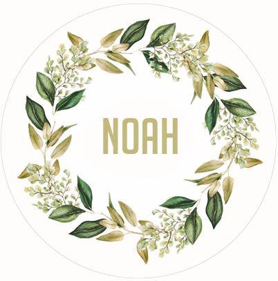 Sticker Noah green Large