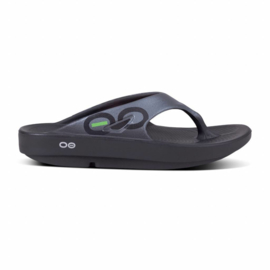 Oofos Recovery Slipper OOriginal Graphite | Heren