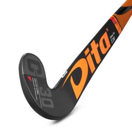 Dita Hockeystick Compotec C30 oranje/zwart JUNIOR