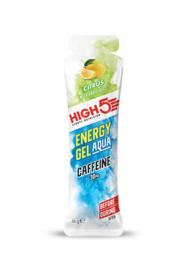 High 5 Energie Gel Aqua Citrus met caffeine